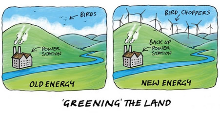 greening the land